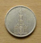 ALLEMAGNE 5 Reichsmark Potsdam 1935 A - [ 4] 1933-1945 : Third Reich