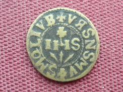SUPERBE Monnaie Antique à Identifier !!!!! - Unclassified