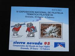 Espagne - Année 1995 - Filatem 95 - Y.T. 2934 Ou BF 62 - Neuf (**) Mint (MNH) - 1931-Hoy: 2ª República - ... Juan Carlos I