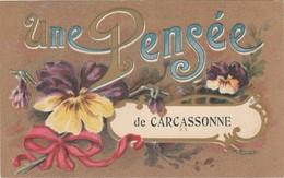 Lot De 10 Cartes Souvenir (villes De France) - Cartes Postales