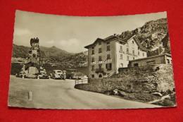 Uri Gotthard San Gottardo Hotel Monte Prosa 1959 + Auto VW - UR Uri