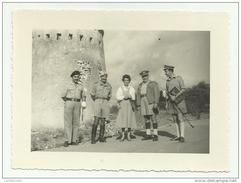 FOTO BAIDOA SETTEMBRE 1950 COLONIALISMO ITALIANO   CM.11X8 - Guerre, Militaire