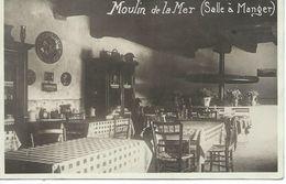 22 Côtes D'Armor Matignon Carte Photo Moulin De La Mer (Salle à Manger) - Saint-Cast-le-Guildo
