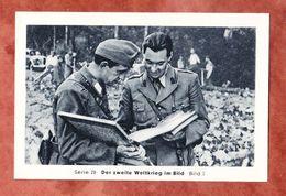 Eilebrecht, Baden-Baden, Zweite Weltkrieg Im Bild, Serie 28, Bild 2, Verbuendete Gegen Russland (42431) - Zigaretten