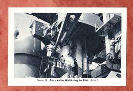 Eilebrecht, Baden-Baden, Zweite Weltkrieg Im Bild, Serie 20, Bild 2, Heldenkampf Der Bismarck (42432) - Cigarette Cards