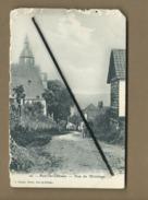 CPA  Très Abîmée , En Mauvais état  -  Auxi Le Château - Rue De L'Ermitage - Auxi Le Chateau