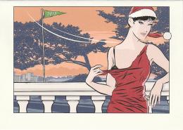 MINUS : Carte Voeux BD 2015 (serigraphie) - Cartes Postales