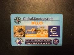CARTE PREPAYEE CCN - Prepaid Cards: Other