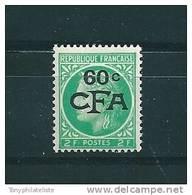 Timbres De Réunion  CFA  De 1949/52  N°286  Neuf ** Sans Charnière - Réunion (1852-1975)