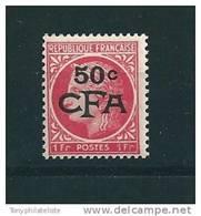 Timbres De Réunion  CFA  De 1949/52  N°284  Neuf ** Sans Charnière - Réunion (1852-1975)