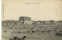CPA( Maroc)  BERGUENT Rue De La Douane - Altri
