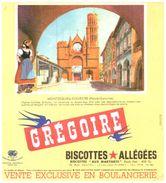 B Gré/ Biscottes Grégoire Montesquieu Volvestre - Biscottes