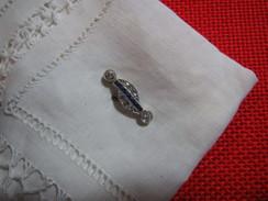 Belle Et Très élégante Fibule Ou épingle à Chapeau Ancienne Brillants Parfait état Broche - Bijoux & Horlogerie