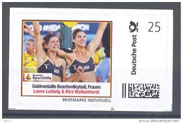 Germany 2016: Olympic Games Olympiade RIO: Volleyball Beach Volley Gold Medal Laura Ludwig Kira Walkenhorst Personalized - Eté 2016: Rio De Janeiro