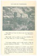 Panorama De La Bataiile De L'Yser Par Alfred Bastien - Advertentie Tentoonstelling / Publicité Exposition Te Brussel - Weltkrieg 1914-18