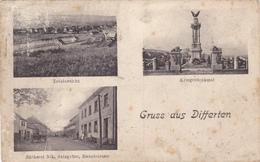 Carte Postale, Gruss Aus Differten - Other