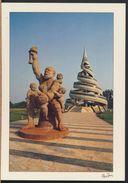 °°° 9161 - CAMEROUN - YAOUNDE - MONUMENT DE LA REUNIFICATION - ALAIN DENIS °°° - Camerun
