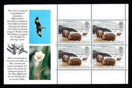 GREAT BRITAIN 1992 Welsh Mountain Sheep (ex Prestige Booklet): Block Of 4 Stamps UM/MNH - 1952-.... (Elizabeth II)