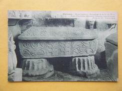 NARBONNE. Le Musée Lapidaire. Le Sarcophage Du IVe Siècle. - Narbonne