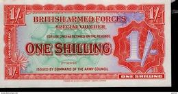 British Banknoten 5 Verschiedene - Military Issues