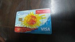 Russia-credict Card-(34)-(920) - Geldkarten (Ablauf Min. 10 Jahre)