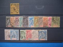 Lot De Timbre Indochine  Neuf* / Oblitéré   à Voir - Indocina (1889-1945)