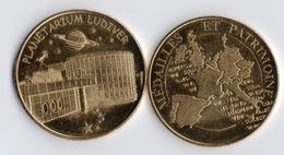 Pièce De Collection - Planétarium Ludiver - Tourist