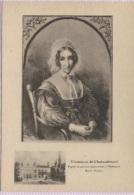 CPM - Mme CHATEAUBRIAND - Portrait - Edition J.Brunissen - Escritores