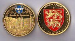 Pièce De Collection -  Cherbourg-Octeville - Bassin Du Commerce - Tourist