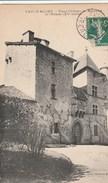 VAUX LE MILIEU  38  ISERE  CPA CHATEAU DE MONTBALY - Autres Communes