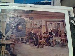 SUISSE  ILLUSTRATA H. BERTIE RATSKELLER SCHWYZ WEIN SPEISERESTAURANT   V1950 GH17173 - Alberghi & Ristoranti