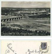 Sassuolo (Modena) - Ponte Sul Secchia E Ceramiche Marazzi - Viaggiata 1960 - Modena