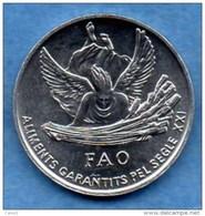 ANDORRE  1 Centimo  1999 FAO   UNC/NEUVE - Andorre