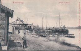 Lauterburg Partie Am Rhein (1910) - Lauterbourg