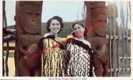 Maori Study - Whaka - New Zealand - Nouvelle-Zélande
