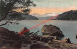 Looking Towards The Narrows - Te Anau - Nouvelle-Zélande
