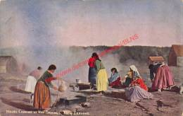 Maori Cooking At Hot Springs - New Zealand - Nouvelle-Zélande