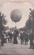 """TROYES Ascension Du Ballon """"l'Aube"""" (1906) - Troyes"""