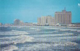 New Jersey Atlantic City Ocean View Looking Towards Ventnor