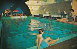 New Jersey Atlantic City Empress Motel Indoor Swimming Pool