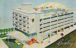 New Jersey Atlantic City The Barclay Motel