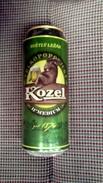 Lattina Italia - Birra Kozel - 50 Cl. -  ( Lattine-Cannettes-Cans-Do Sen-Latas ) - Cans