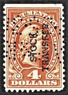 United States - Scott #RD15 Used - Revenues