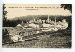 Monpont Carte Publicitaire Tisane De La Chartreuse De Vauclaire Docteur G Issaly - Other Municipalities