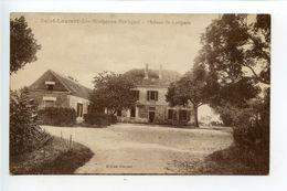 Saint Laurent Des Hommes Château De Lavigerie - Otros Municipios
