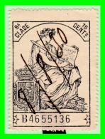 SELLO REPUBLICA.  POLIZA  CLASE-9ª -  0,15 Ptas.  SERIE  B4655136  DENTADO FISCAL  AÑO 1930 - 1931-Hoy: 2ª República - ... Juan Carlos I