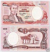 Colombia - 100 Peso 1984 UNC - Colombie