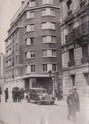 Photo : Rue Mouffetard (75)  5ème   Les Nouveaux HBM Inaugurés Par Louis Rollin     1925      Ph Dupuy  Logements - Lugares