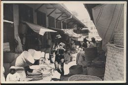 °°° 9198 - MADAGASCAR - TANANARIVE - ZOMA MARKET - 1954 - FOTO VASARI °°° - Madagascar