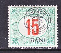ROMANIAN  OCCUP. HUNGARY  TRANSYLVANIA ( CHUJ) 5N J 6   * - Transilvania
